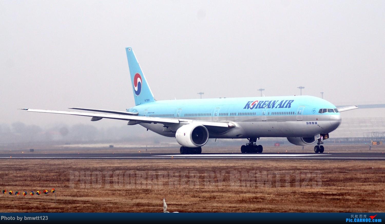 Re:[原创]【SHE沈阳】换季后做小树林日常任务与CHINA战鹰组队,打遍SHE所有宽体 777-300 HL7533 中国沈阳桃仙国际机场