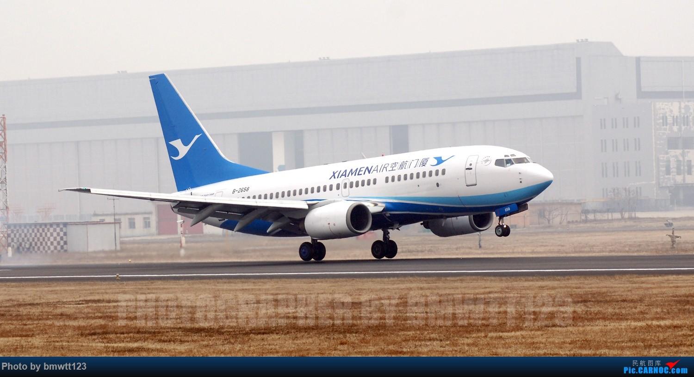 Re:[原创]【SHE沈阳】换季后做小树林日常任务与CHINA战鹰组队,打遍SHE所有宽体 BOEING 737-700 B-2658 中国沈阳桃仙国际机场