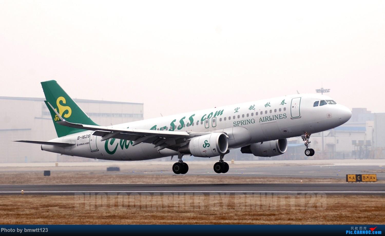 Re:[原创]【SHE沈阳】换季后做小树林日常任务与CHINA战鹰组队,打遍SHE所有宽体 AIRBUS A320-200 B-1628 中国沈阳桃仙国际机场