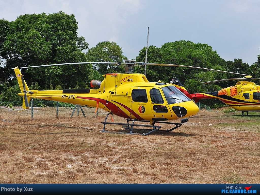 Re:[原创]LIMA15-直升机篇 EUROCOPTER AS-350B-3 ECUREUIL 9M-APL