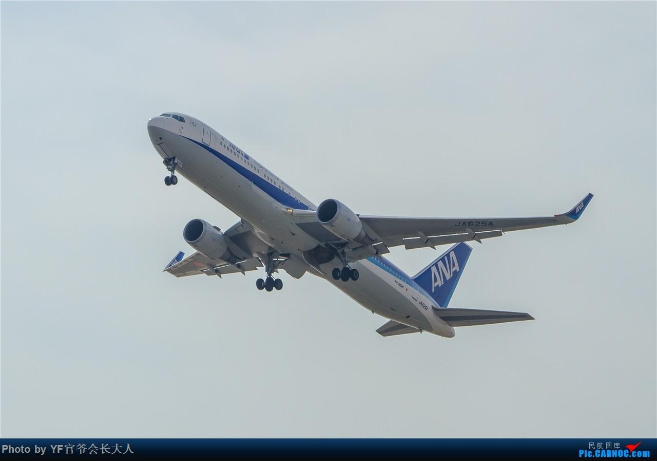 Re:[原创]时隔近半年再来桃仙,收下不少好货 BOEING 767-300ER JA625A 中国沈阳桃仙国际机场