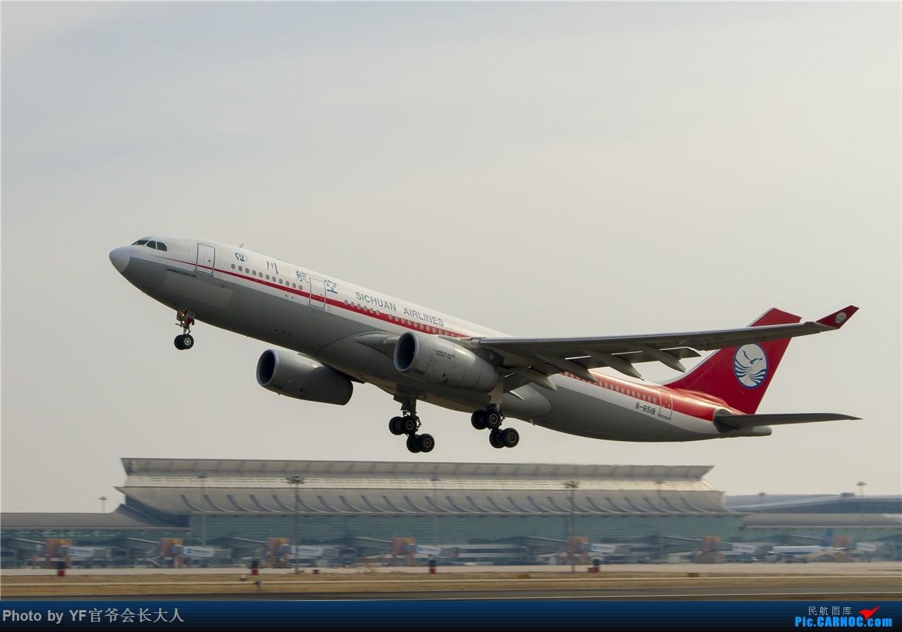 Re:[原创]时隔近半年再来桃仙,收下不少好货 AIRBUS A330-200 B-6518 中国沈阳桃仙国际机场