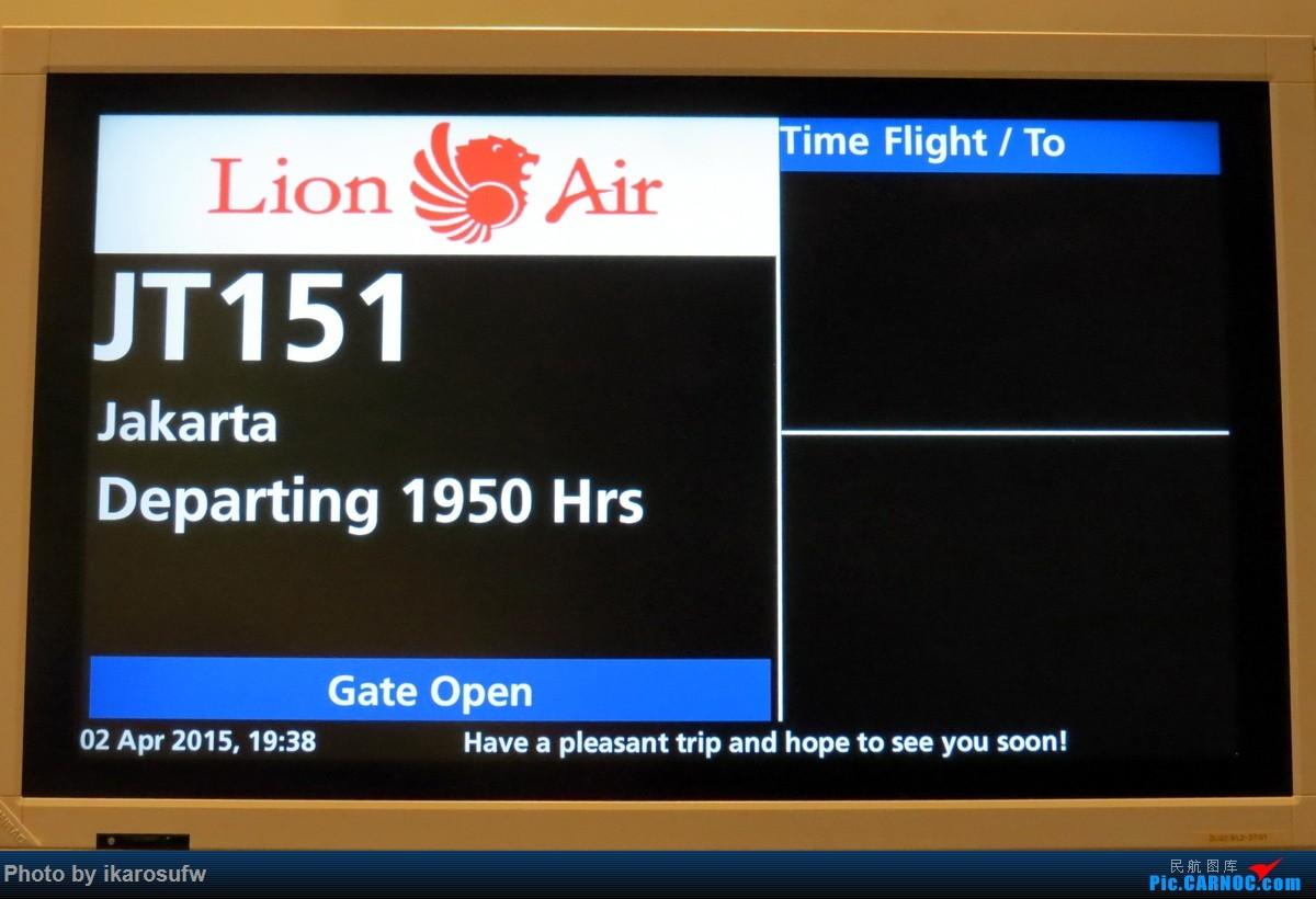 [原创]印尼首都雅加达四日之旅 Lionair印尼狮子航空(上)