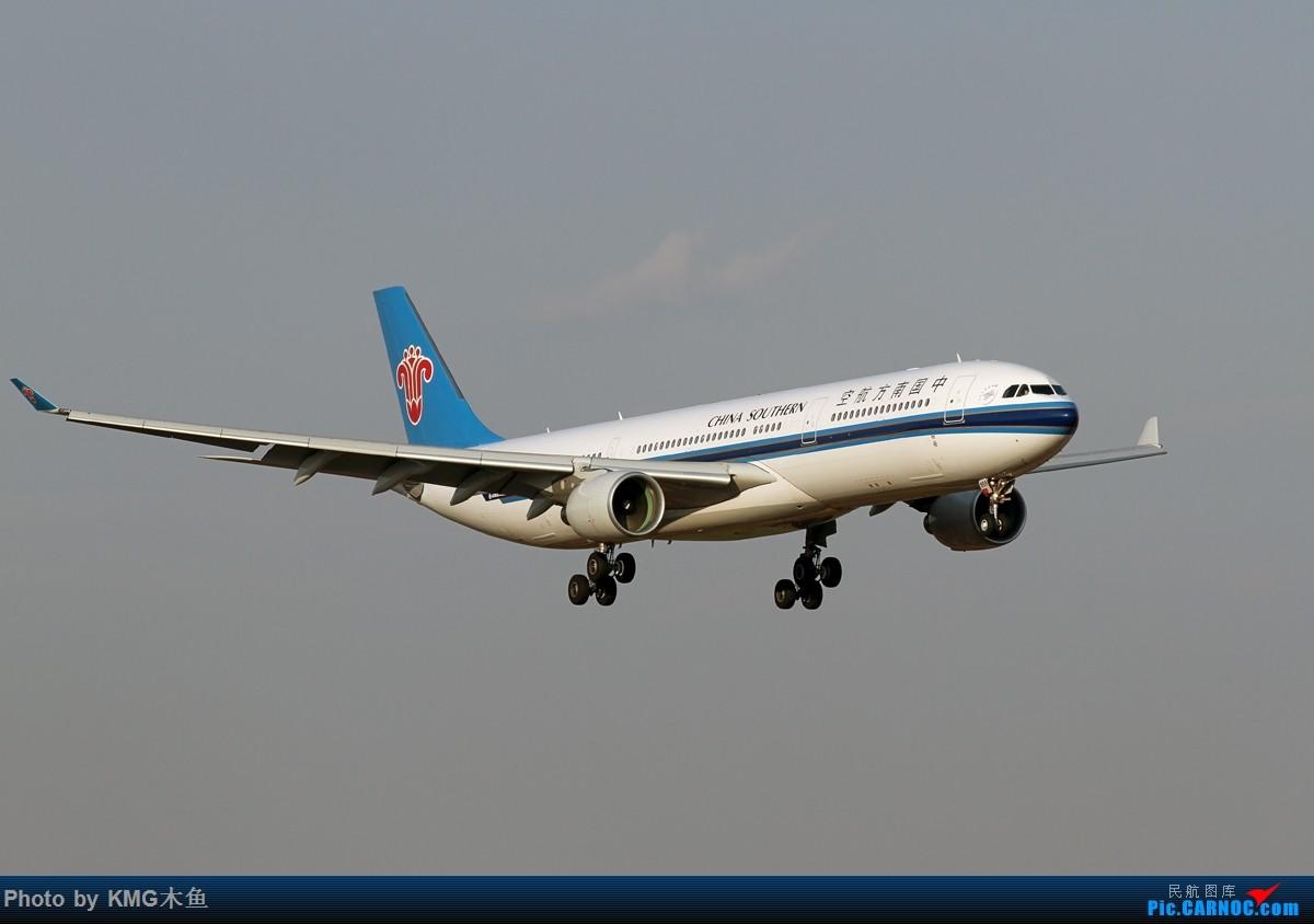 [原创]【KMG】来了,它终于来了,空前绝后的大飞机降落昆明长水国际机场 AIRBUS A330-300 B-5959 中国昆明长水国际机场机场