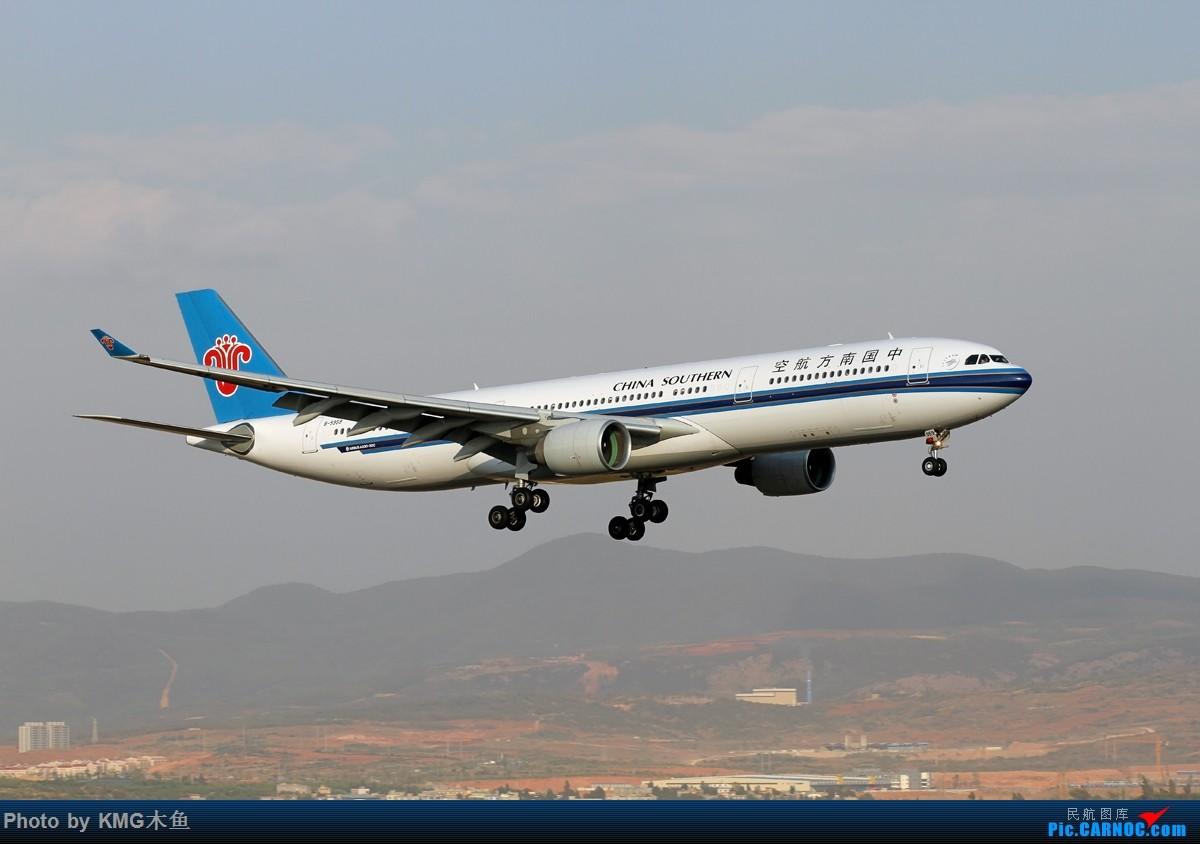 Re:[原创]【KMG】来了,它终于来了,空前绝后的大飞机降落昆明长水国际机场 AIRBUS A330-300 B-5959 中国昆明长水国际机场机场
