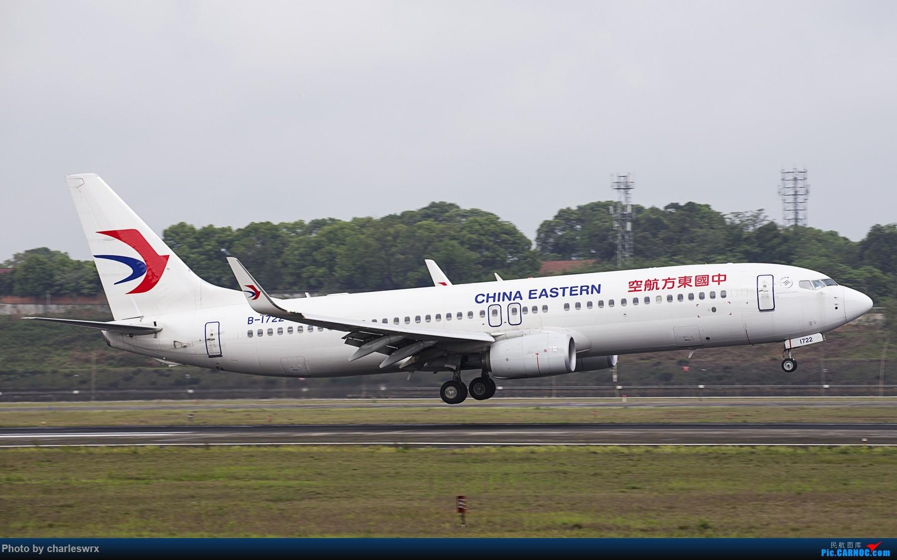 Re:[原创]4.5清明小假的CTU BOEING 737-800 B-1722 中国成都双流国际机场