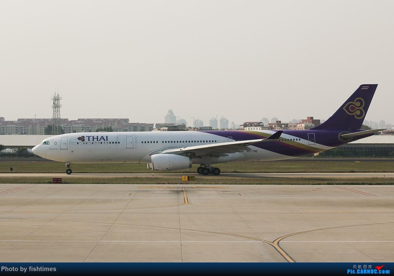 【XMN】【一图党】20150407,泰国航空 A330 AIRBUS A330-300 HS-TBE 中国厦门高崎国际机场