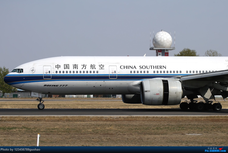 Re:PEK铁匠营,《半身儿反推》 BOEING 777-200 B-2053 北京首都机场