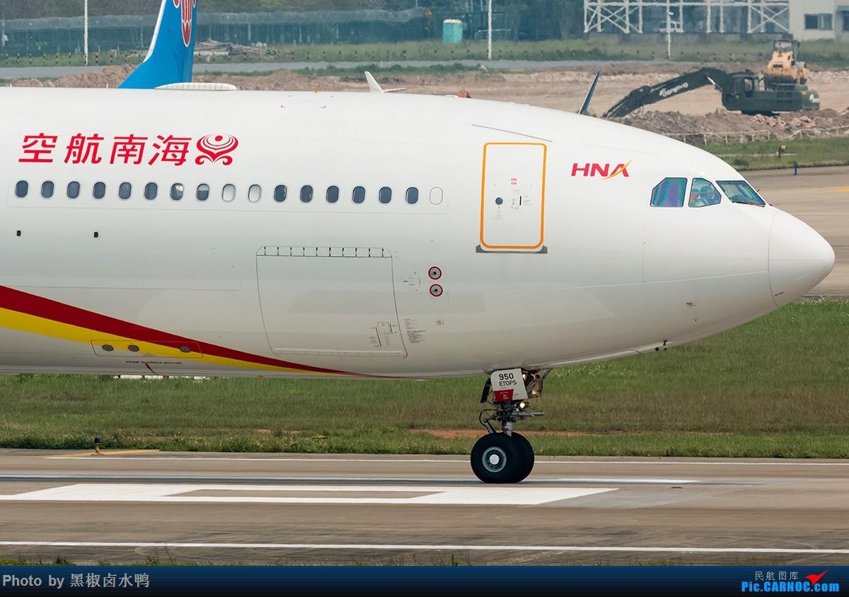 Re:[原创]清明假期广州西跑鬼屋作业,发一贴 AIRBUS A330-300 B-5950 中国广州白云国际机场