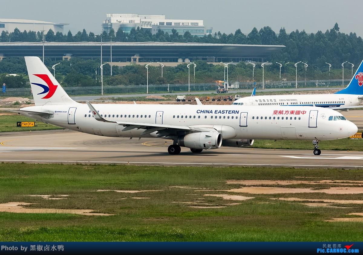 Re:[原创]清明假期广州西跑鬼屋作业,发一贴 AIRBUS A321-200 B-1858 中国广州白云国际机场