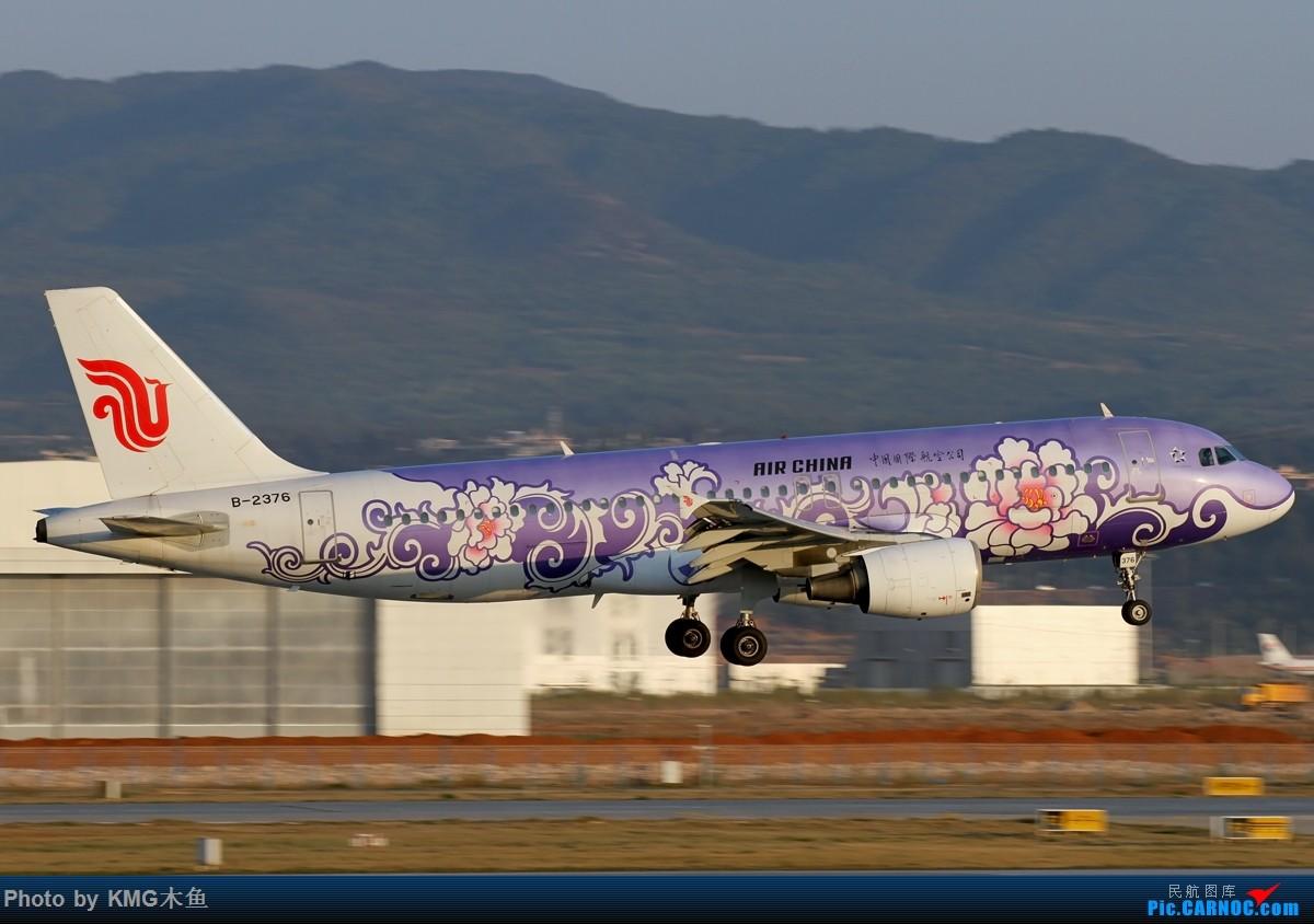 Re:[原创]【KMG】【昆明长水国际机场】继续发清明小长假的拍机图,不做库存党 AIRBUS A320-200 B-2376 中国昆明长水国际机场机场