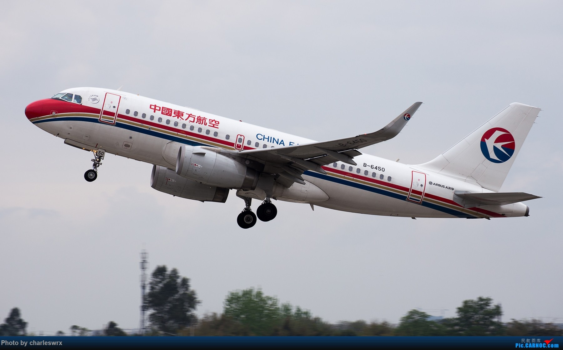 Re:[原创]4.5清明小假的CTU【4.10更新】 AIRBUS A319-100 B-6450 中国成都双流国际机场