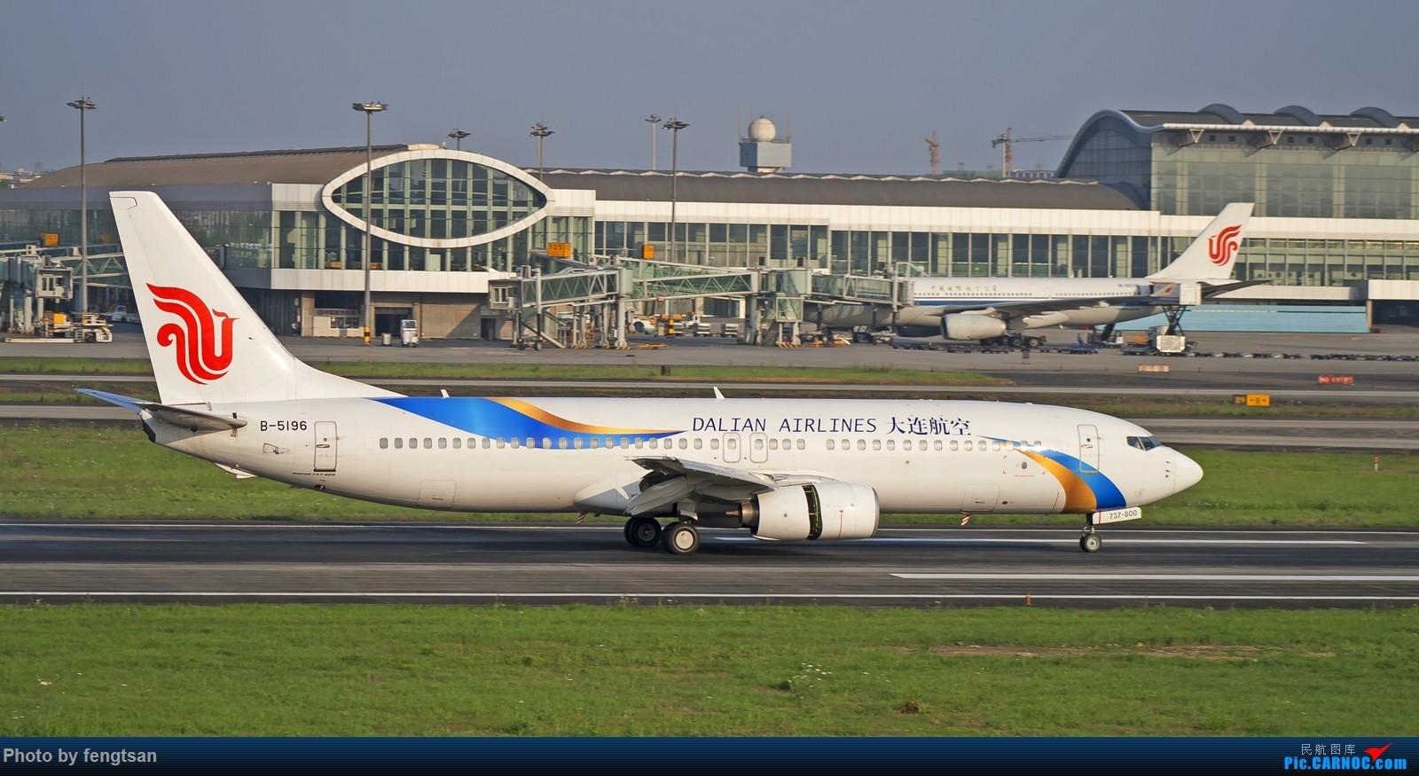 Re:[原创][CCFA]春日CTU BOEING 737-800 B-5196 中国成都双流国际机场