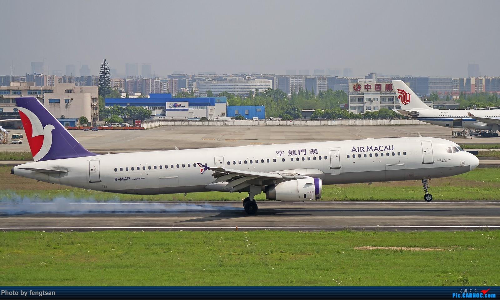 Re:[原创][CCFA]春日CTU AIRBUS A321-200 B-MAP 中国成都双流国际机场