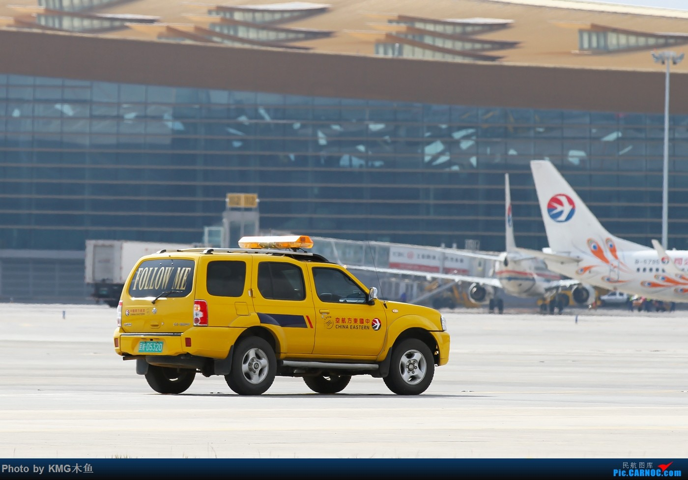 Re:[原创]【KMG昆明长水国际机场】昆明机场地面的精灵们