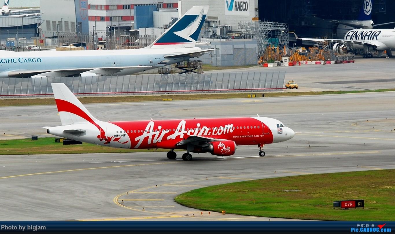 Re:[原创]香港三日闲游,外加沙螺湾和HKG T2观景台拍机游记(没有大段的时间更新,所以每天持续更新) A320 9M-AQF 中国香港赤鱲角国际机场