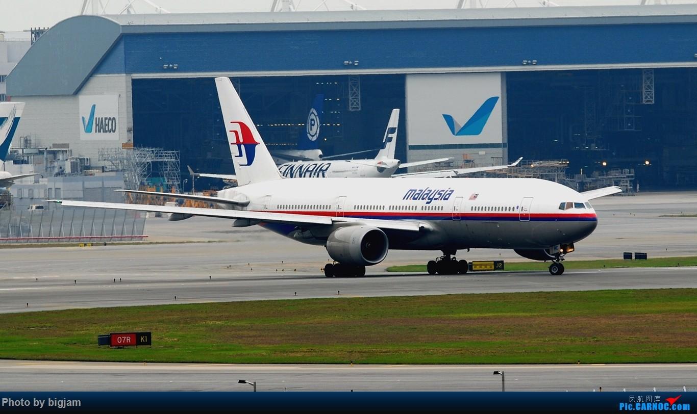 Re:[原创]香港三日闲游,外加沙螺湾和HKG T2观景台拍机游记(没有大段的时间更新,所以每天持续更新) BOEING 777-200 9M-MRC 中国香港赤鱲角国际机场