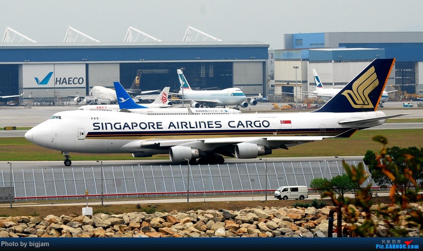 Re:[原创]香港三日闲游,外加沙螺湾和HKG T2观景台拍机游记(没有大段的时间更新,所以每天持续更新) BOEING 747-412F 9V-SFN 中国香港赤鱲角国际机场