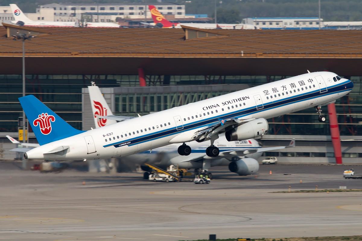 [原创]无题 AIRBUS A321-200 B-6317 中国北京首都国际机场