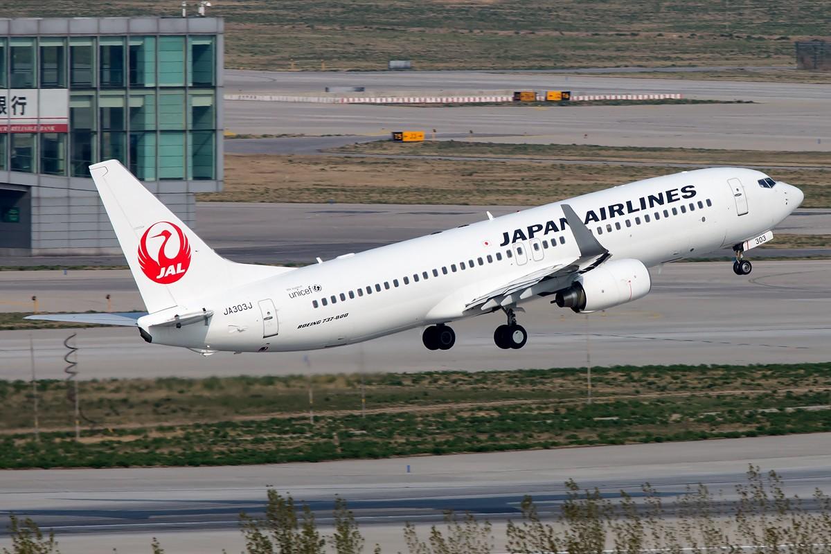 Re:[原创]无题 BOEING 737-800 JA303J 中国北京首都国际机场