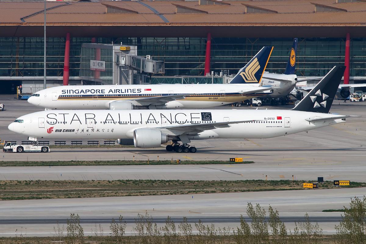 Re:[原创]无题 BOEING 777-300ER B-2032 中国北京首都国际机场