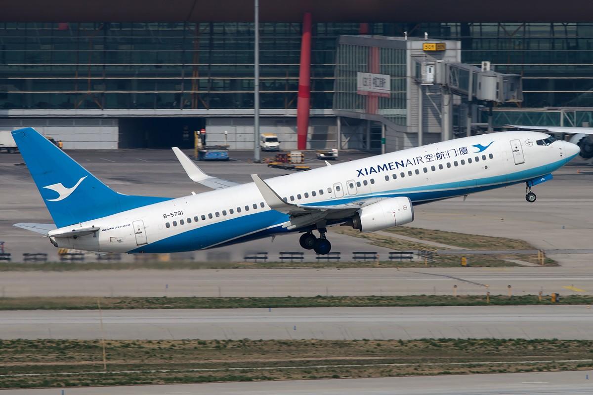 Re:[原创]无题 BOEING 737-800 B-5791 中国北京首都国际机场