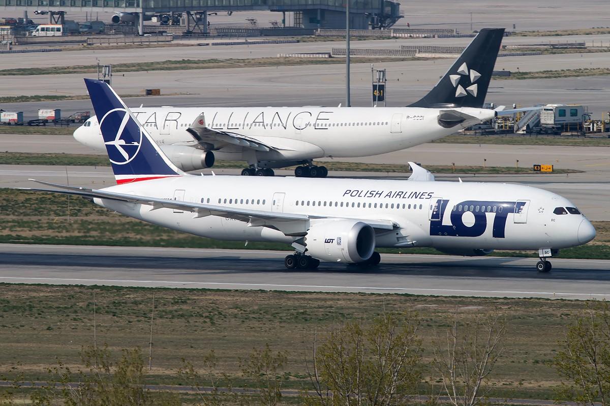Re:[原创]无题 BOEING 787-8 SP-LRC 中国北京首都国际机场