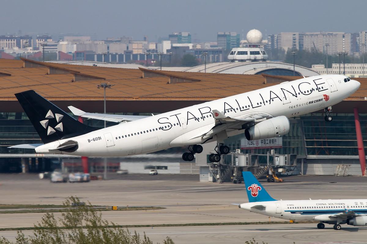 Re:[原创]无题 AIRBUS A330-200 B-6091 中国北京首都国际机场