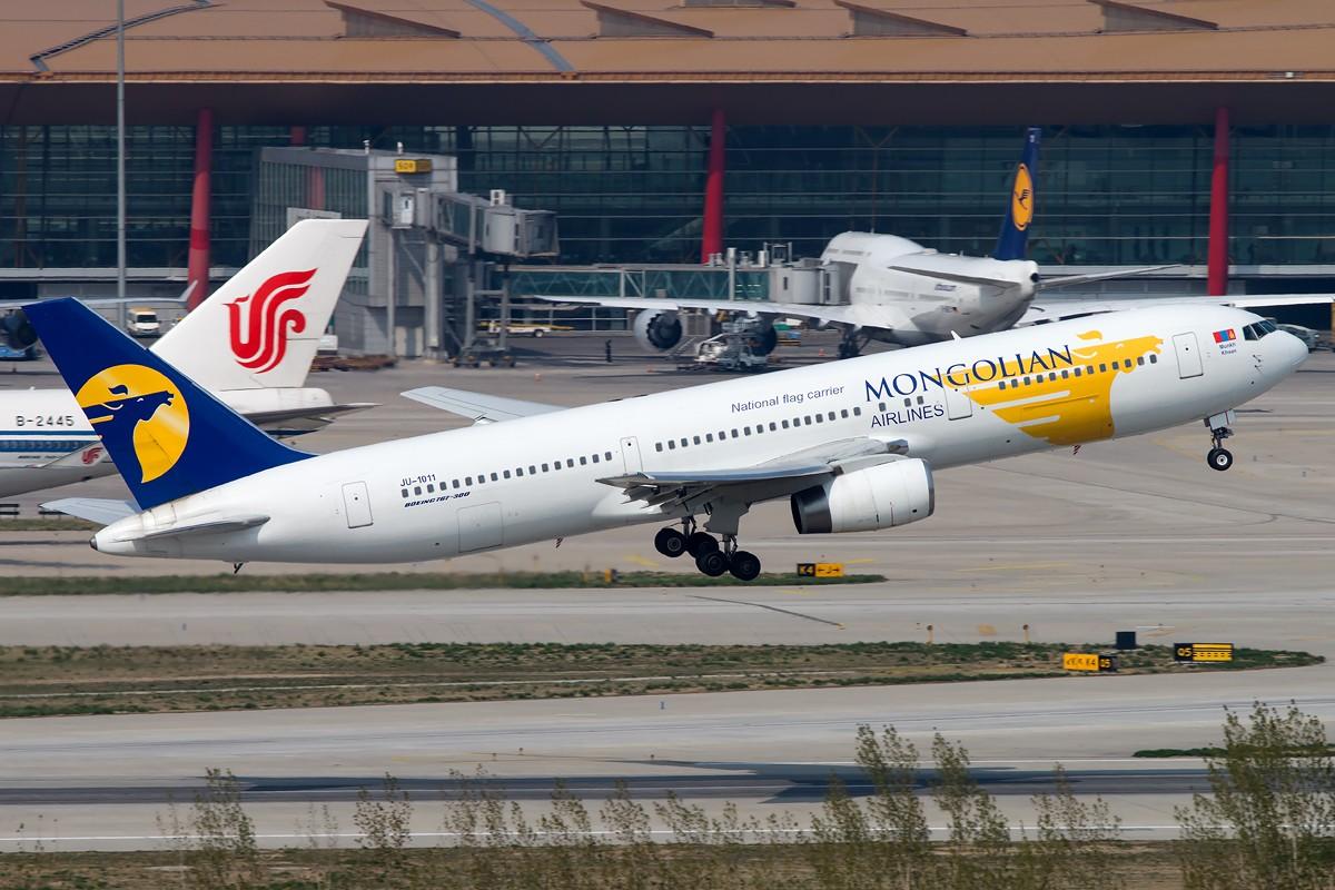 Re:[原创]无题 BOEING 767-300 JU-1011 中国北京首都国际机场