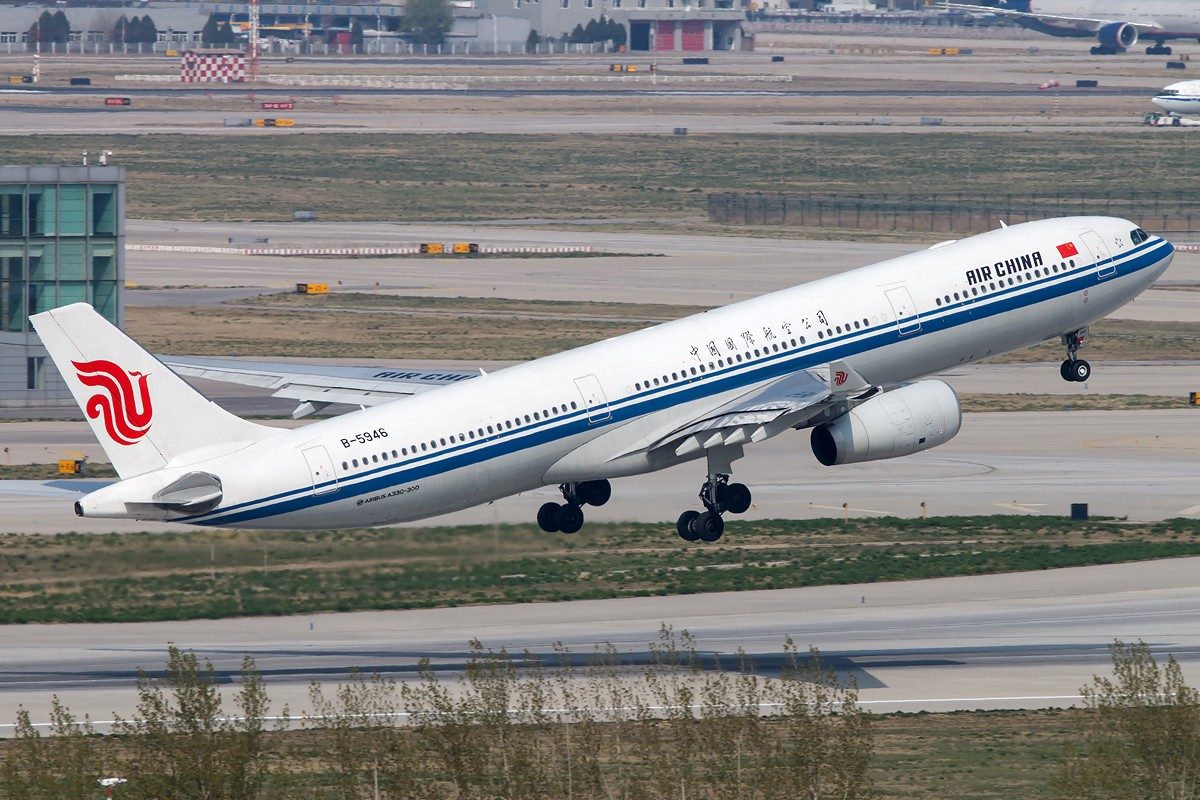 Re:[原创]无题 AIRBUS A330-300 B-5946 中国北京首都国际机场