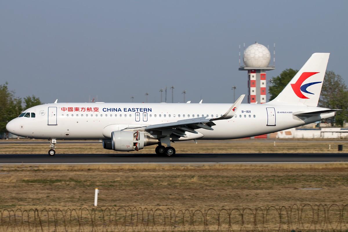 Re:[原创]无题 AIRBUS A320-200 B-1611 中国北京首都国际机场