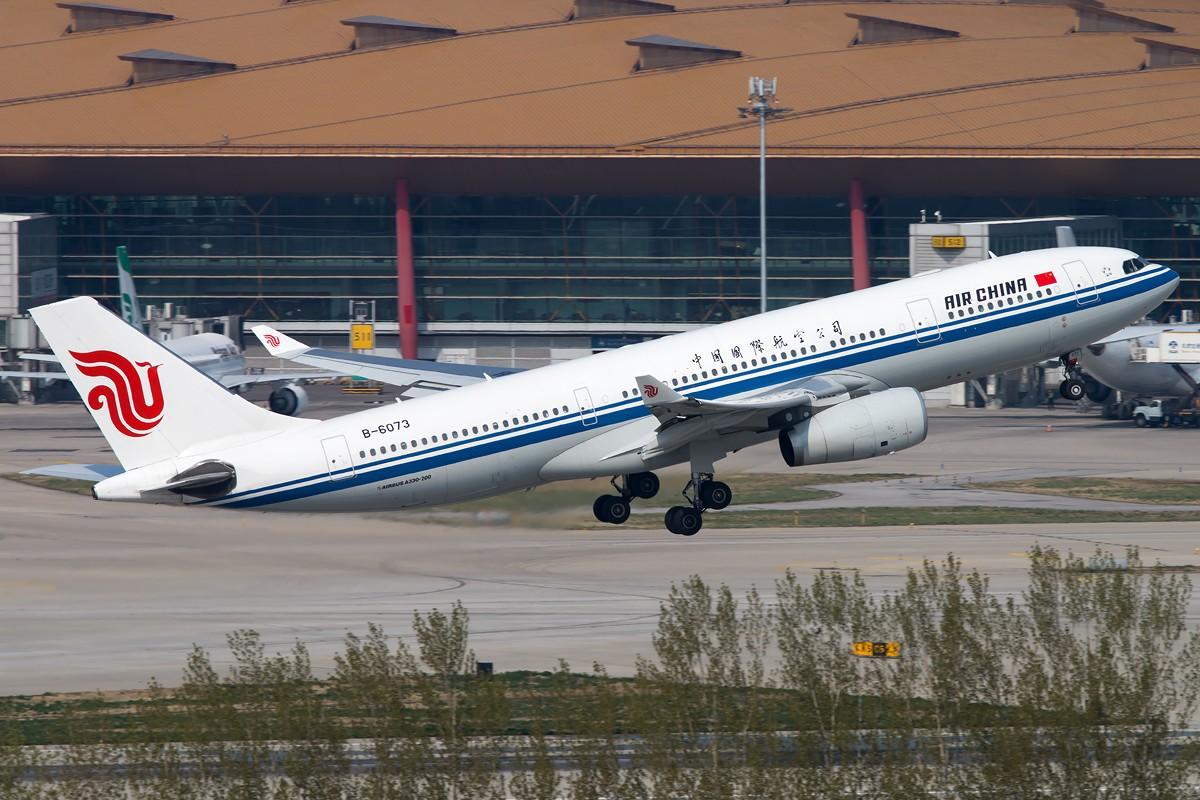 Re:[原创]无题 AIRBUS A330-200 B-6073 中国北京首都国际机场