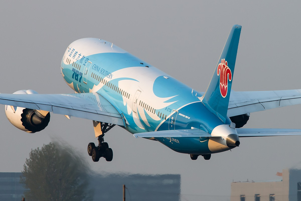 Re:[原创]无题 BOEING 787-8 B-2736 中国北京首都国际机场