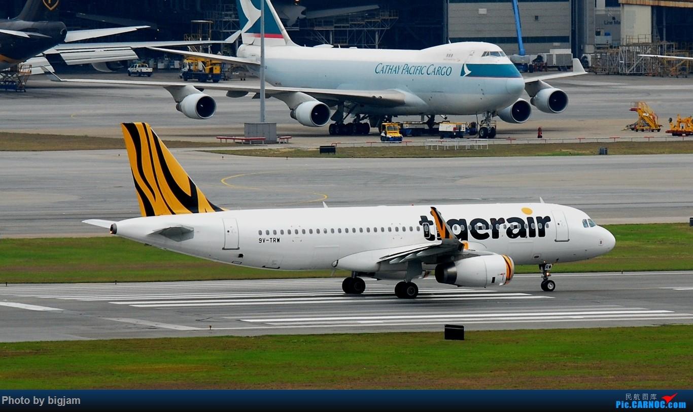 Re:[原创]香港三日闲游,外加沙螺湾和HKG T2观景台拍机游记,众多PEK看不到的货。(持续更新中) AIRBUS A320-232 9V-TRW 中国香港赤鱲角国际机场