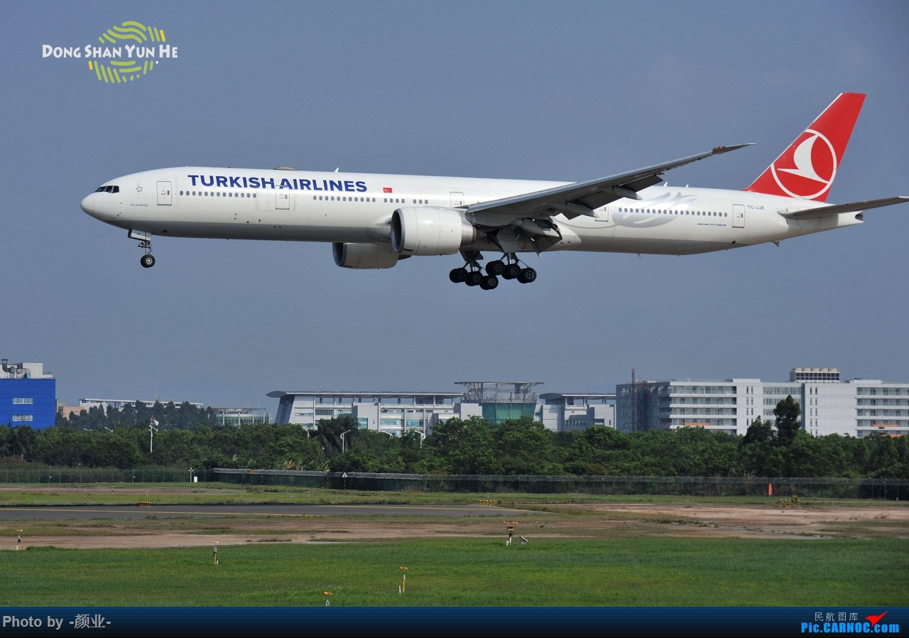 Re:[原创]ZGGG(广州CAN)的波音777系列-继续更新 BOEING 777-300ER TC-JJE 中国广州白云国际机场