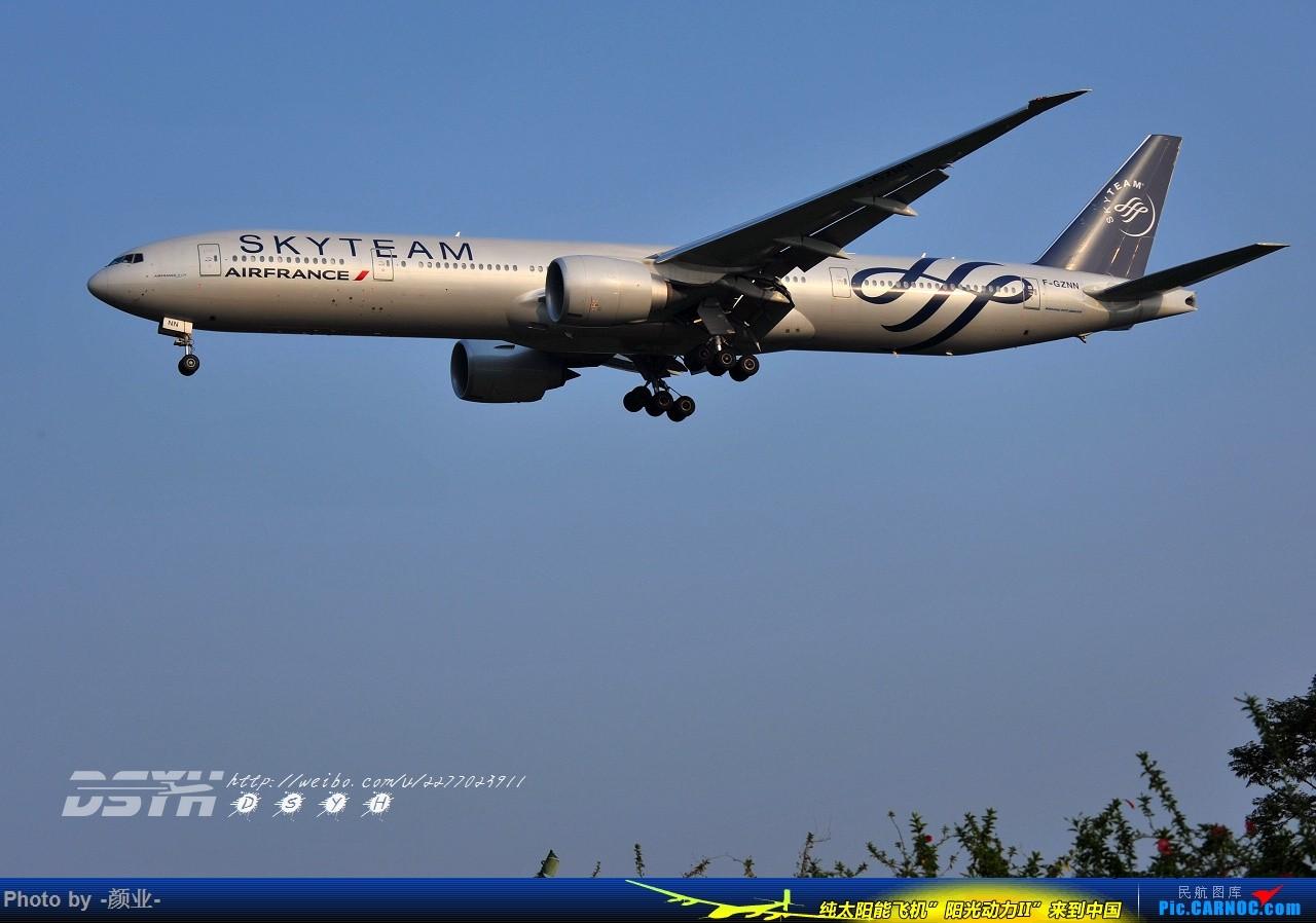 Re:[原创]ZGGG(广州CAN)的波音777系列-继续更新 BOEING 777-300ER F-GZNN