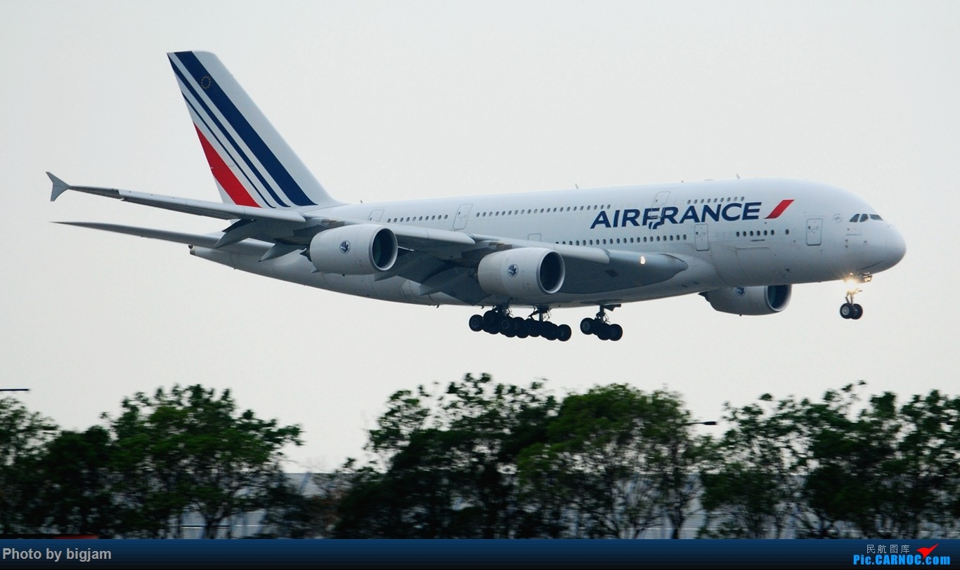 Re:[原创]香港三日闲游,外加沙螺湾和香港机场T2观景台拍机游记,众多PEK看不到的货。(持续更新中) AIRBUS A380-841 F-HPJI 中国香港赤鱲角国际机场