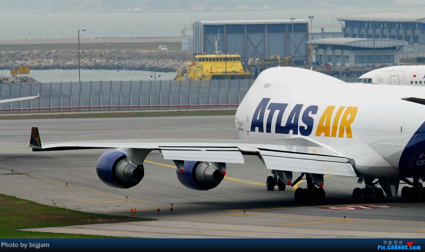 Re:[原创]香港三日闲游,外加沙螺湾和香港机场T2观景台拍机游记,众多PEK看不到的货。(持续更新中) BOEING 747-47UF N493MC 中国香港赤鱲角国际机场