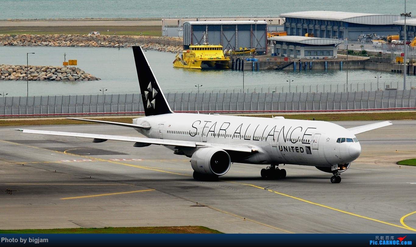 Re:[原创]香港三日闲游,外加沙螺湾和香港机场T2观景台拍机游记,众多PEK看不到的货。(持续更新中) BOEING 777-224(ER) N78017 中国香港赤鱲角国际机场