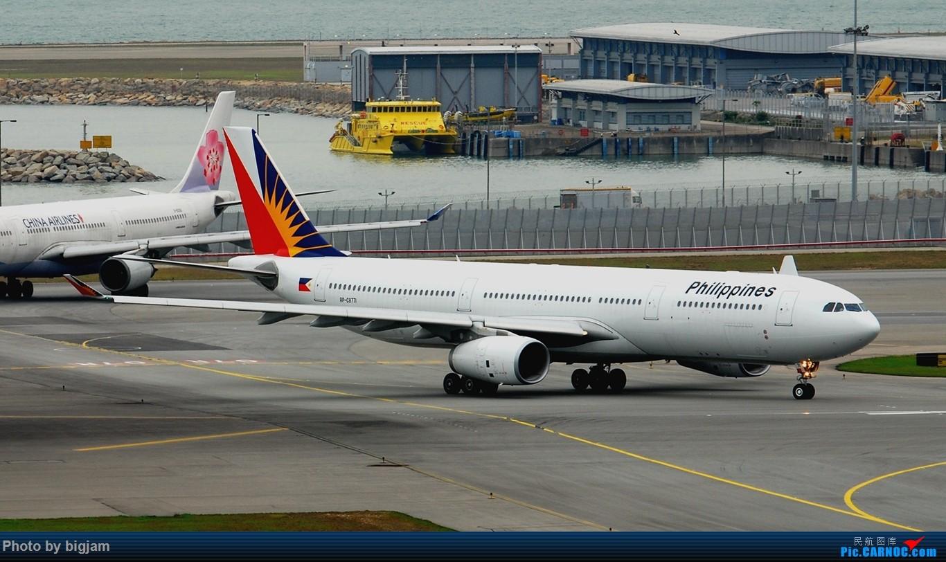 Re:[原创]香港三日闲游,外加沙螺湾和香港机场T2观景台拍机游记,众多PEK看不到的货。(持续更新中) AIRBUS A330-343 RP-C8771 中国香港赤鱲角国际机场
