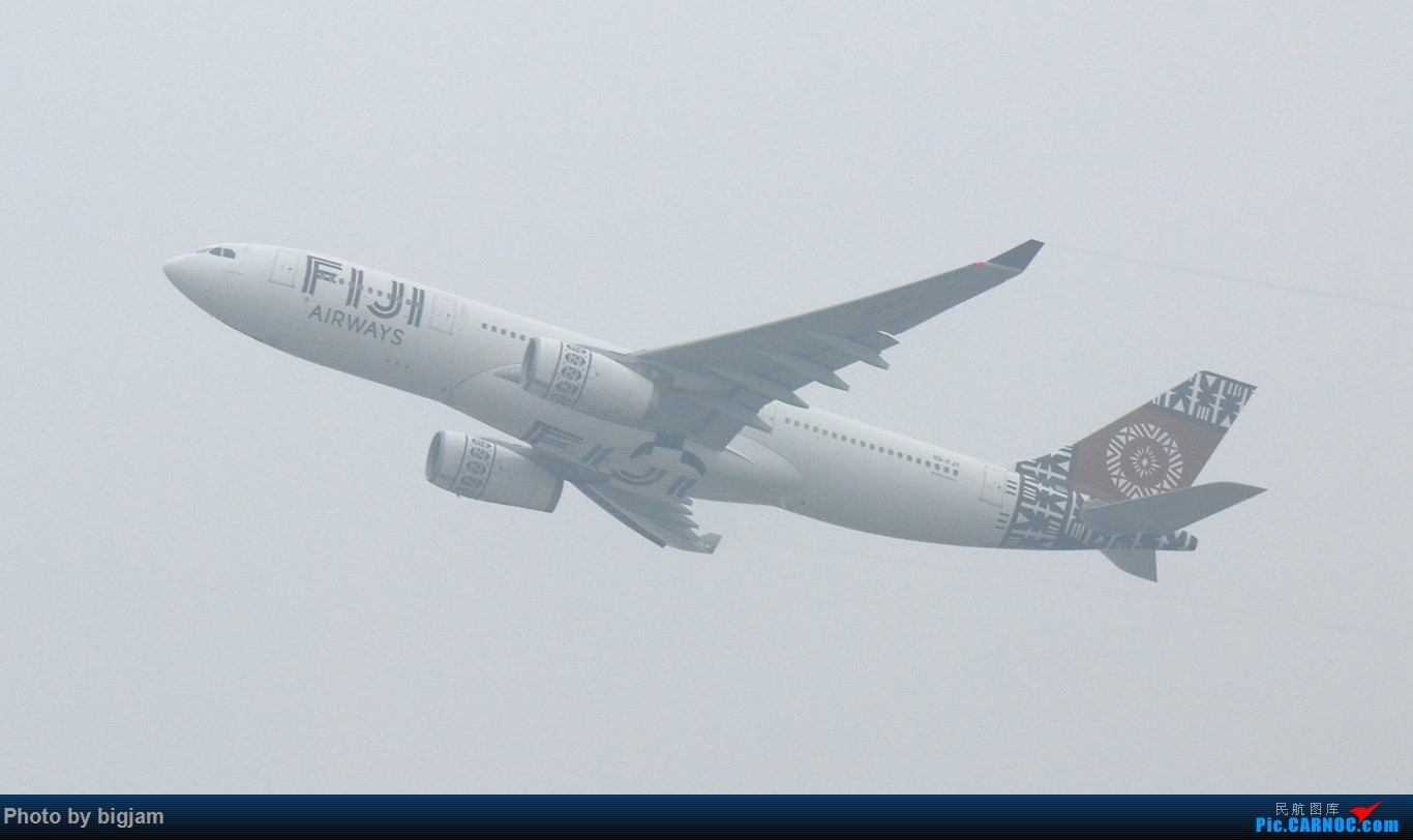 Re:[原创]香港三日闲游,外加沙螺湾和香港机场T2观景台拍机游记,众多PEK看不到的货。(持续更新中) AIRBUS A330-243 DQ-FJT 中国香港赤鱲角国际机场