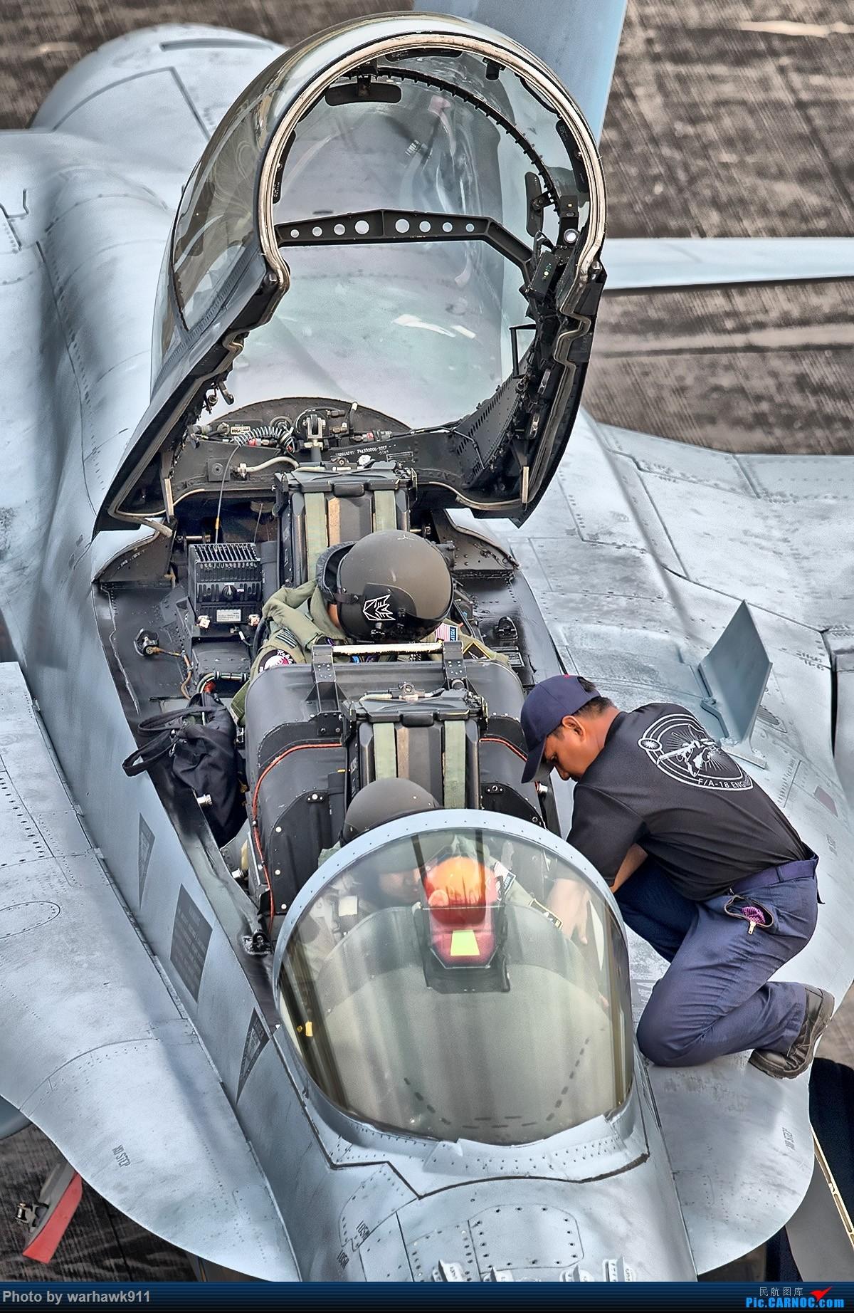 Re:[原创]LIMA'15 --民航资源网飞友在LIMA F/A-18D M45-07 兰卡威国际机场