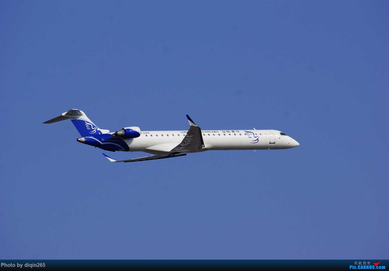 Re:致在CKG离去的CRJ200以及还在CKG天空上的CRJ900们 BOMBARDIER (CANADAIR) CRJ-900) B-3366 重庆江北国际机场