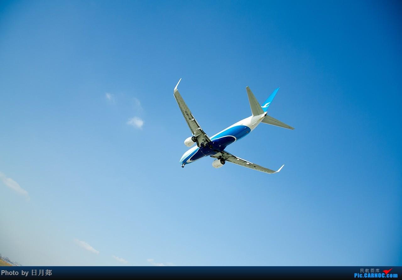Re:[原创]首次发图,虹桥杂图,二月的某一个好天气 BOEING 737-800 B-1917 中国上海虹桥国际机场