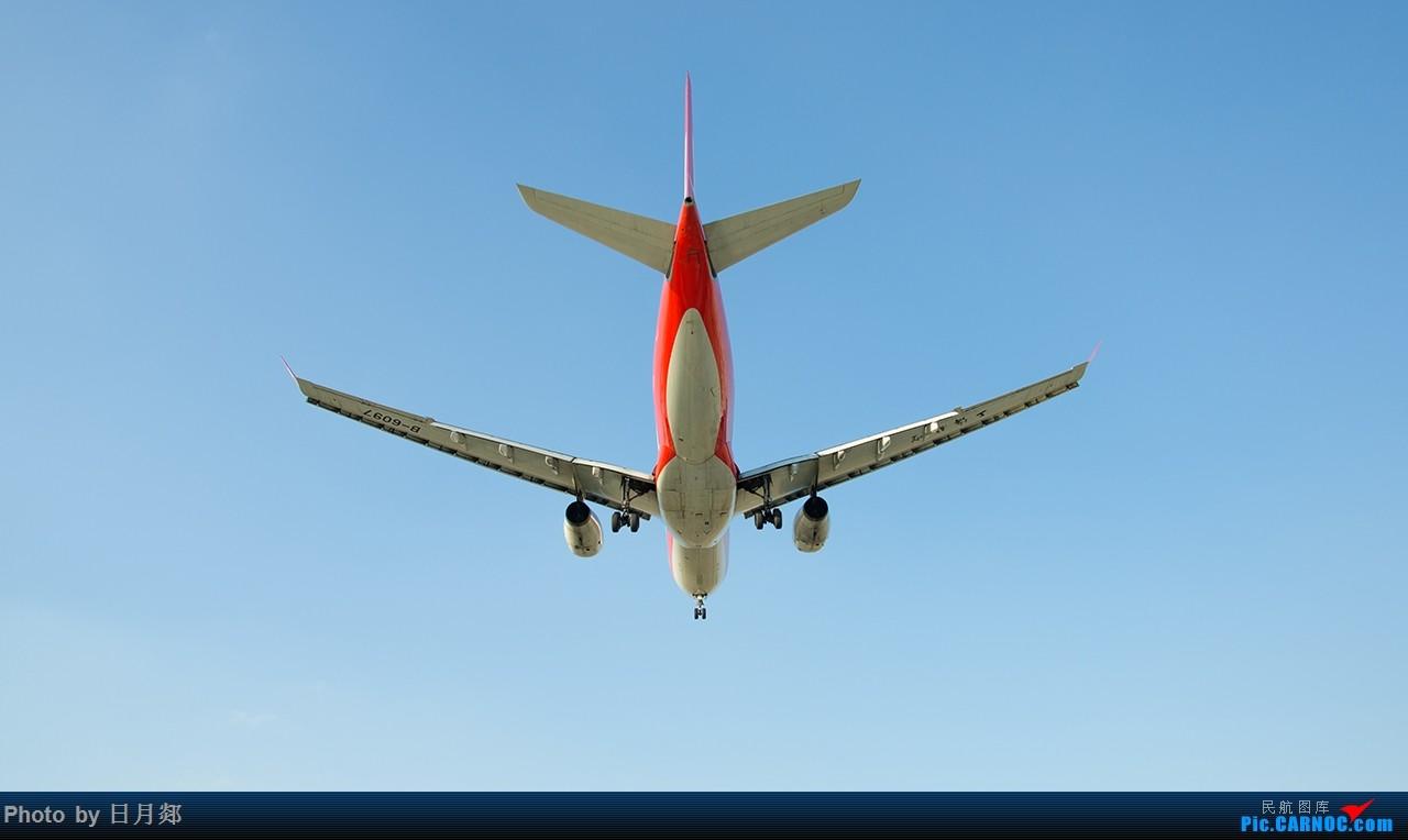 Re:[原创]首次发图,虹桥杂图,二月的某一个好天气 AIRBUS A330-300 B-6097 中国上海虹桥国际机场