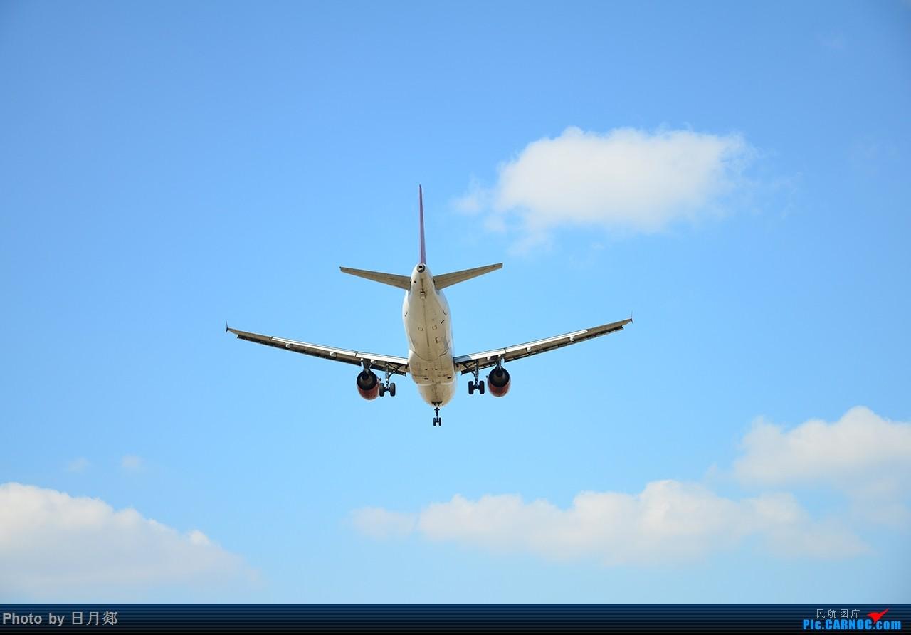 Re:[原创]首次发图,虹桥杂图,二月的某一个好天气 AIRBUS A320-200 B-6619 中国上海虹桥国际机场