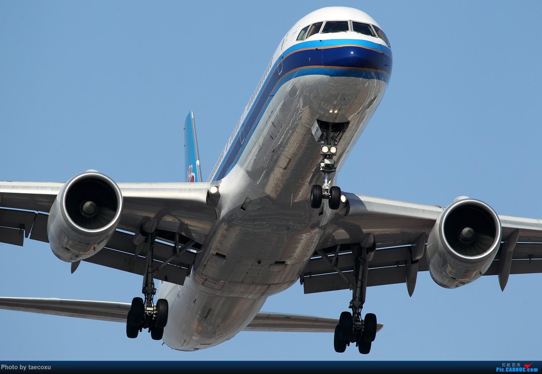 Re:[原创]据说能发大图了 BOEING 757-200 B-2812 中国上海虹桥国际机场