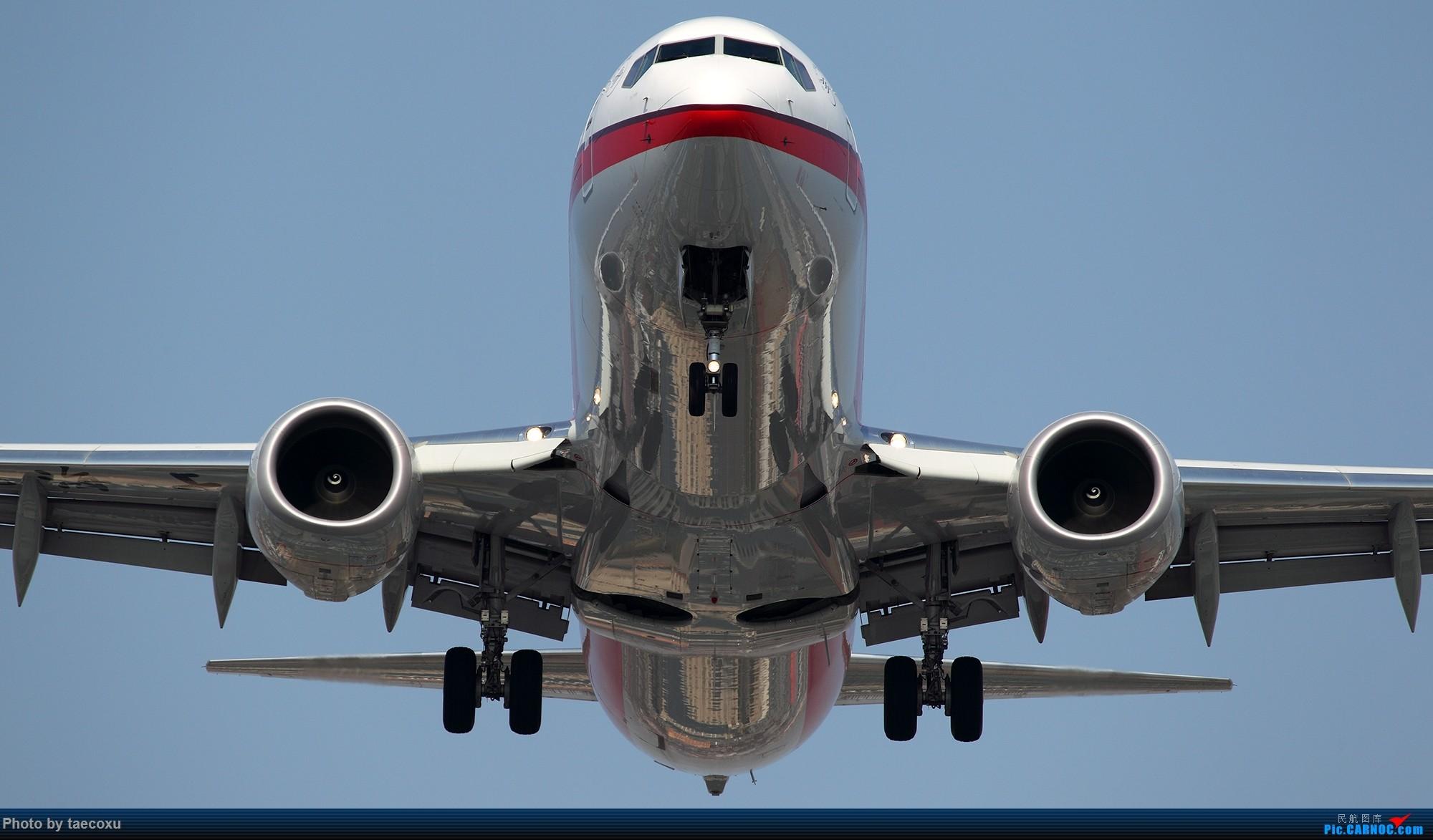 Re:[原创]据说能发大图了 BOEING 737-800 B-2168 中国上海虹桥国际机场