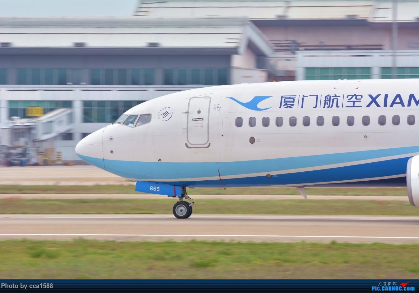 """Re:[原创]【福州飞友会】庆祝""""太空""""回归,一起嗨起来吧~! BOEING 737-800 B-5655 中国福州长乐国际机场"""