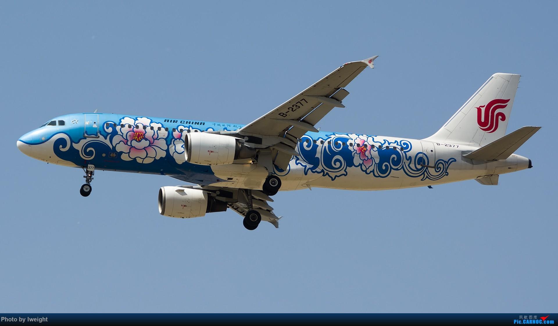 Re:[原创]2015年第一次在PEK拍北向南,其实是为Jimmy去的【2015-4-24】 AIRBUS A320-200 B-2377 中国北京首都国际机场
